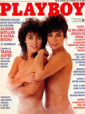 Playboy Brazil - June 1983