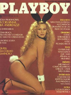 Playboy Brazil - Oct 1983