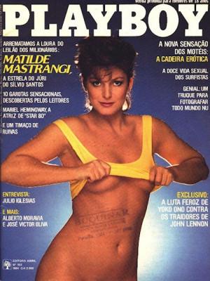 Playboy Brazil - Feb 1984