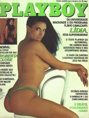Playboy Brazil - May 1984