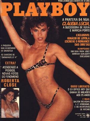 Playboy Brazil - July 1984