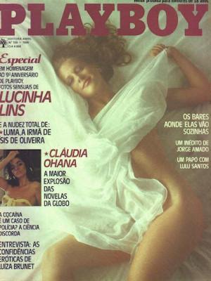 Playboy Brazil - August 1984