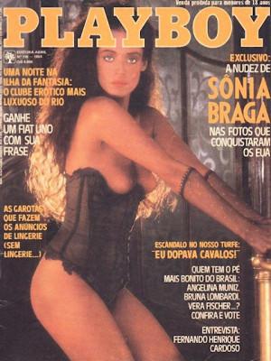 Playboy Brazil - Sep 1984