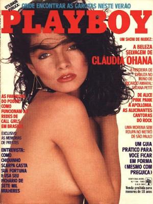 Playboy Brazil - Jan 1985