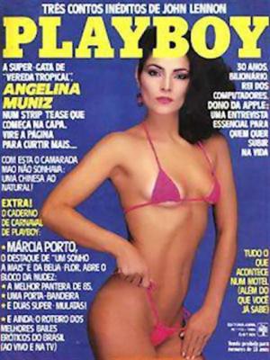 Playboy Brazil - Feb 1985