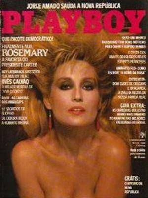 Playboy Brazil - March 1985
