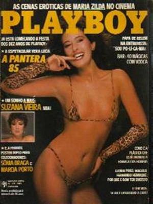 Playboy Brazil - April 1985