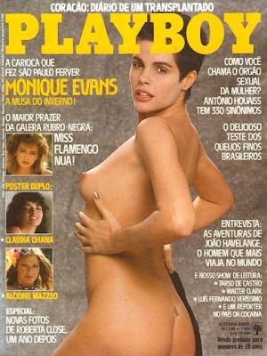 Playboy Brazil - July 1985