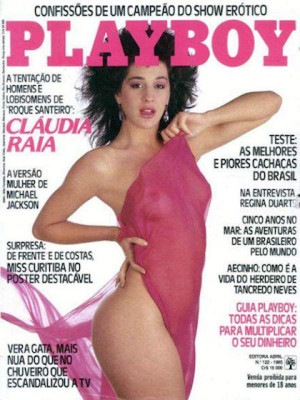 Playboy Brazil - Sep 1985