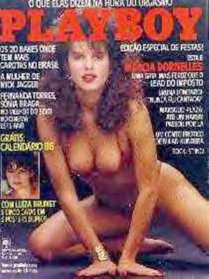 Playboy Brazil - Nov 1985