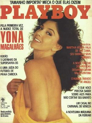 Playboy Brazil - Feb 1986