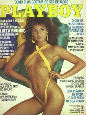 Playboy Brazil - May 1986