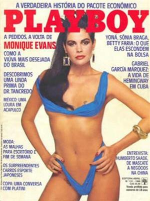 Playboy Brazil - June 1986