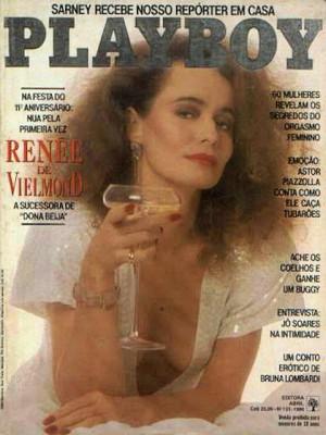 Playboy Brazil - August 1986
