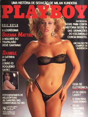 Playboy Brazil - Sep 1986