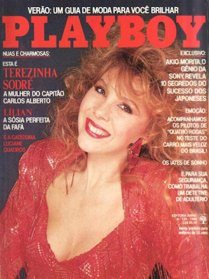 Playboy Brazil - Oct 1986