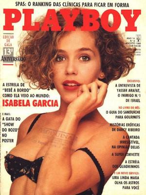 Playboy Brazil - August 1988