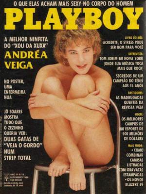 Playboy Brazil - Sep 1988
