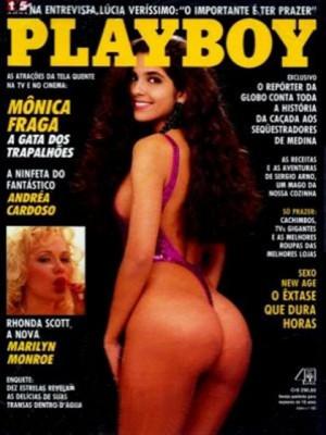 Playboy Brazil - Sep 1990