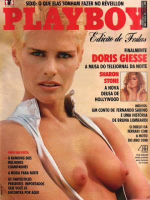 Playboy Brazil - Nov 1990