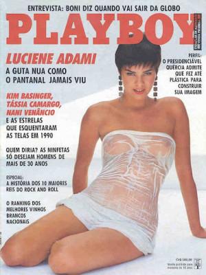 Playboy Brazil - Jan 1991