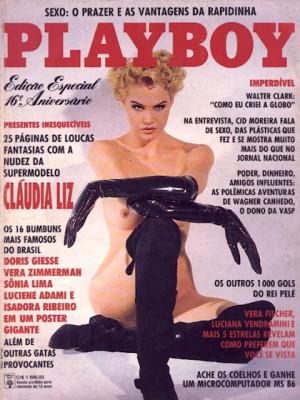 Playboy Brazil - August 1991