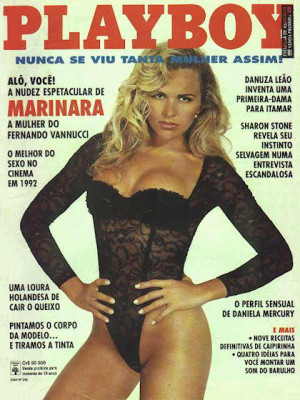 Playboy Brazil - Dec 1992