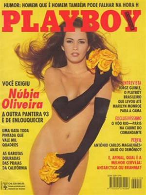 Playboy Brazil - June 1993
