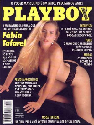 Playboy Brazil - Oct 1993