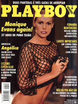 Playboy Brazil - Nov 1993