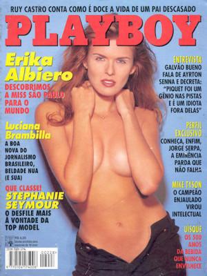 Playboy Brazil - July 1994