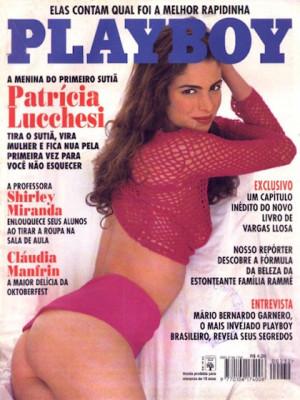 Playboy Brazil - Nov 1994
