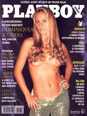 Playboy Brazil - June 1995