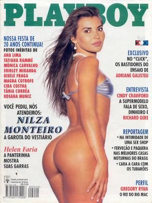 Playboy Brazil - Sep 1995