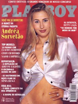 Playboy Brazil - Dec 1995