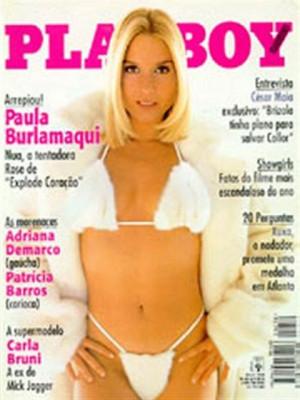 Playboy Brazil - May 1996