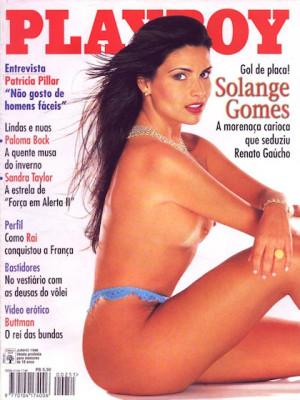 Playboy Brazil - June 1996
