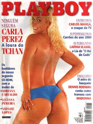Playboy Brazil - Oct 1996