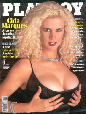 Playboy Brazil - April 1997