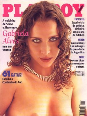 Playboy Brazil - May 1997
