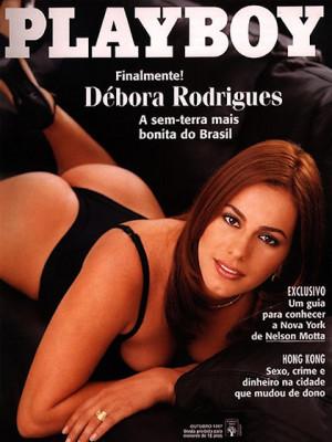 Playboy Brazil - Oct 1997