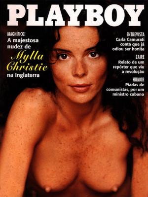 Playboy Brazil - Nov 1997