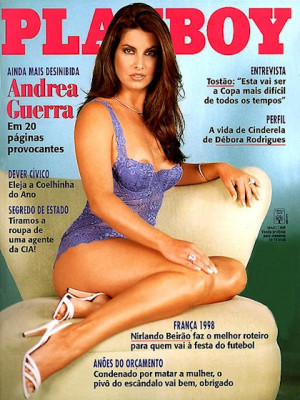 Playboy Brazil - May 1998