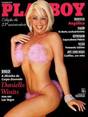 Playboy Brazil - August 1998