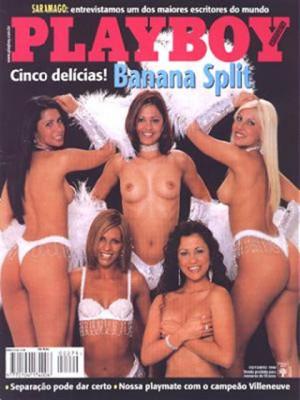 Playboy Brazil - Oct 1998