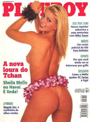 Playboy Brazil - Nov 1998
