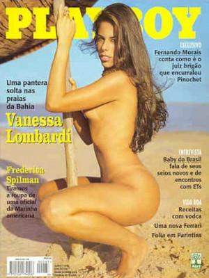 Playboy Brazil - June 1999