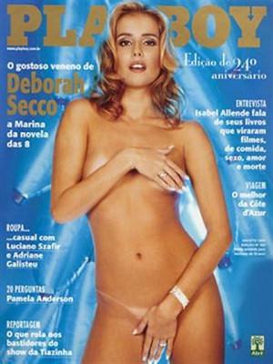 Playboy Brazil - August 1999