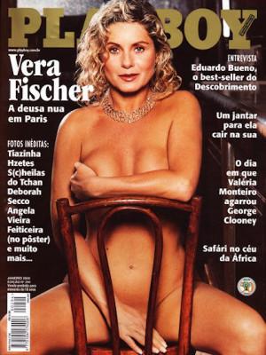Playboy Brazil - Jan 2000