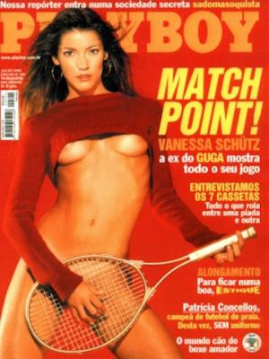 Playboy Brazil - July 2000